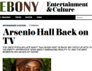 Arsenio Hall Back on TV