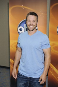 Extreme Makeover: Weight Loss Edition's Chris Powell