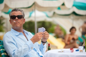 Danny Huston in Magic City
